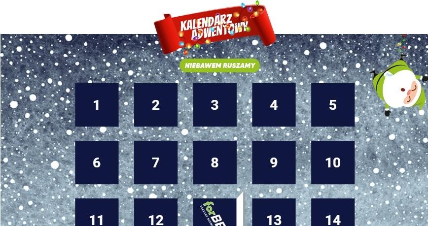 Szukasz kalendarza adwentowego? Znajdziesz go w forBET!