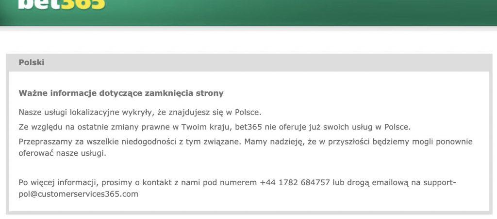 Bet365 Polska