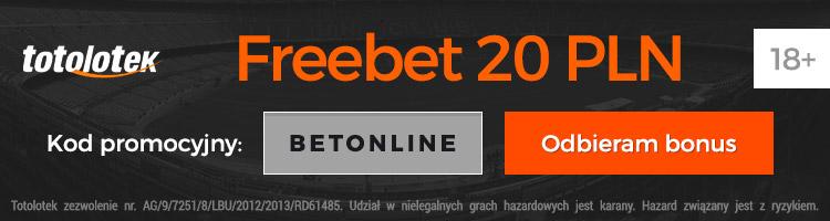 totolotek freebet 2019