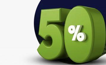Forbet bonus relaod. 50% do 500 PLN!