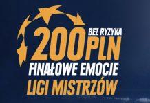 200 PLN na finał LM w STS!